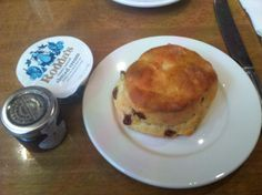 The Vyne scone - 4.5 out of 5!
