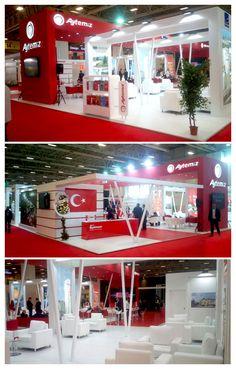 AYTEMİZ - Exhibition Stand Design - 2015