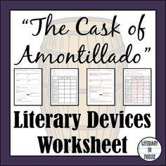 Irony in the cask of amontillado essay
