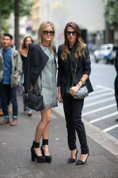 Nice black blazer outfits