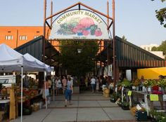 Audience: buys local, buys quality, buys from people or brands they know & feel safe with.  Lynchburg Community Market