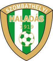 Szombathelyi Haladas of Hungary crest. Football, Soccer Teams, Club, Crests, Badge, Motorcycles, Google, Hungary, Hs Sports