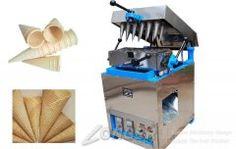 Advanced Technology 12 Head Ice Cream Cone Maker