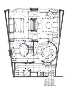 Hotel Floor Plan, House Floor Plans, Design Hotel, Floor Plan Sketch, Tyni House, Rm 1, Hotel Concept, Apartment Layout, Hotel Interiors