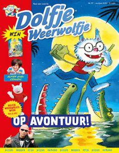 Proefabonnement: 4x Dolfje Weerwolfje € 15,-: Maak voordelig kennis met het tijdschrift van Dolfje Weerwolfje en zijn vriendjes.