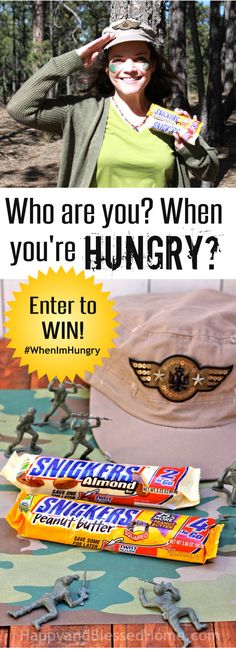 "This Marine Mom shares how you can enter to WIN the SNICKERS ""Who are you when you're hungry?"" contest plus over 20 Free Pages of Armed Forces Activities for Kids - Free Printables and Entry details at HappyandBlessedHome.com #WhenImHungry #CollectiveBias #ad Great for studying the US Armed Forces, Veteran's Day, Memorial Day, Fourth of July"