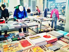 KRISATOMIC : Paris bookshop