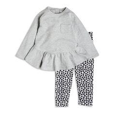 Sett, Grå, Baby 44-86 cm, Barn | Lindex