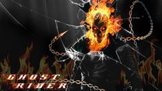 Ghost Rider: Spirit Of Vengeance HD Wallpapers Backgrounds Ghost Rider 2 Wallpapers Wallpapers) Ghost Rider 2007, Ghost Rider Photos, Ghost Rider Marvel, Marvel Characters, Marvel Movies, Ghost Rider Wallpaper, Spirit Of Vengeance, Movie Wallpapers, Background Pictures