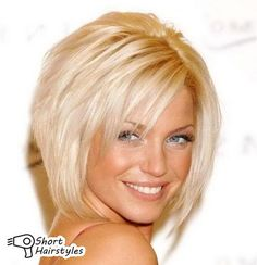 Short hairstyles: short hair - short bob with layers and bangs, Alexa chung is short and choppy with this wash-and-go hairstyle that can be taken from the gym to the red carpet in no time. Description from shorthairstyle2015.net. I searched for this on bing.com/images