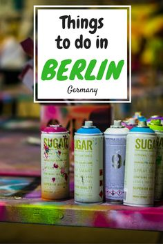 Are you looking for the best things to do in Berlin. Well look no further. We have figured out what to do in Berlin for you. Even some unique things to do in Berlin. #berlin #europetravel #germany #thingstodo
