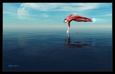 A gentle touch by ArthurBlue.deviantart.com on @DeviantArt