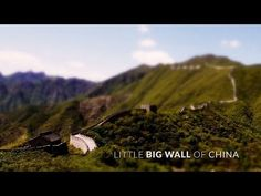 Little Big Wall of China - Video of the Day - Online Getaway