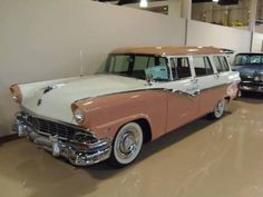 Red Humphries Learning To Drive, Station Wagon, Limo, Dream Garage, Car Photos, Old Cars, Classic Cars, Ford, Vehicles