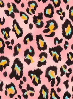 leopard print wallpa