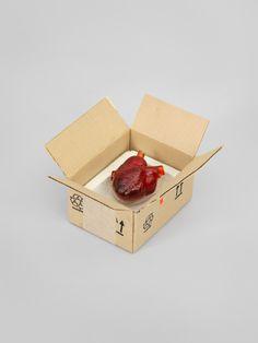 Heart in a Box, Robert Gober