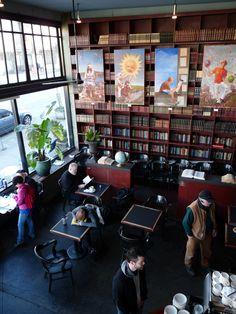 AFAR.com Highlight: Quintessential Seattle Coffee at Bauhaus