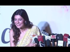 Sushmita Sen at Mijwan Summer Couture Fashion Show Couture Fashion, Fashion Show, Sushmita Sen, Shows 2017, T Shirts For Women, Youtube, Summer, Summer Time, High Class Fashion