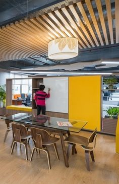 GE Digital office interiors have the coolest working ambience Strategic Goals, Office Interiors, Workplace, Office Decor, Architects, Corporate Offices, Interior Design, Digital, People