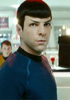 new spock how tall