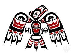 native art eagle - Google Search