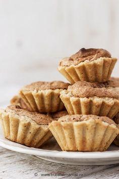 Cosulete cu nuca ~ bucatar maniac Romanian Desserts, Romanian Food, Romanian Recipes, Homemade Sweets, Homemade Cakes, Dessert Cake Recipes, Cookie Recipes, Baby Food Recipes, Sweet Recipes