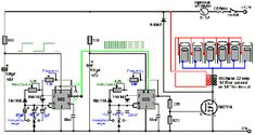 How to Make a Hydrogen Generator 555 Timer Circuit PWM. This Pulse Width Modulation (PWM) Circuit could Produce Hydrogen on Demand Hydrogen Generator, Power Supply Circuit, Circuit Diagram, Electrical Wiring, How To Plan, Free, Dry Cell, Tech, Pdf