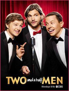 Ashton Kutcher as Walden Schmidt....Two and a Half Men