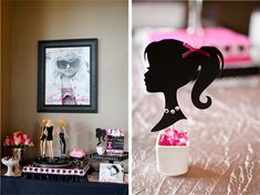 Barbie Fashion Runway Birthday Party!