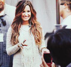 Demi Lovato ...love her hair