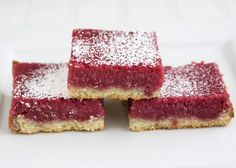 Raspberry Lemonade Bars