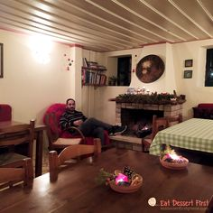 Agrotourism and traditional zero waste in Elafotopos, Zagori Eat Dessert First, How To Wake Up Early, How To Make Bread, Months In A Year, Sheep, Traditional, Home Decor, Decoration Home, Room Decor