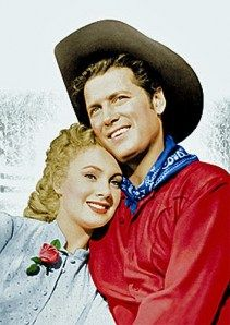Shirley Jones & Gordon MacRae  in Oklahoma