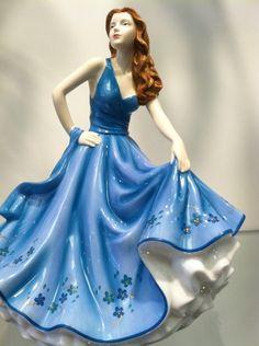 Royal Doulton figurine, call 800-244-2941