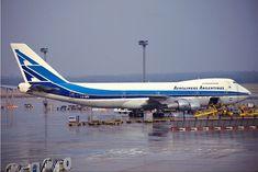 Aerolineas Argentinas 747