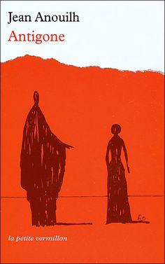 Antigone by Jean Anouilh 100 Books To Read, I Love Books, Good Books, Samuel Beckett, Antigone De Jean Anouilh, Book Review Blogs, Little Library, Book Writer, Lectures