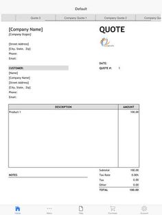 Invoice Suite Create And Send Invoices Httpsitunesapplecomus - Apple iphone invoice