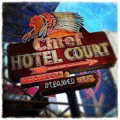 Chief Hotel Court