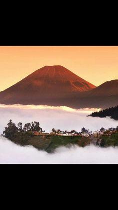 Negeri diatas awan #Indonesia