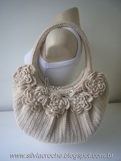 Marvelous Crochet A Shell Stitch Purse Bag Ideas. Wonderful Crochet A Shell Stitch Purse Bag Ideas. Crochet Purse Patterns, Crochet Tote, Crochet Handbags, Crochet Purses, Love Crochet, Diy Crochet, Crochet Flowers, Crochet Shell Stitch, Knitted Bags
