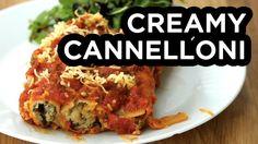 Creamy Cannelloni   BOSH!   Vegan recipe - YouTube