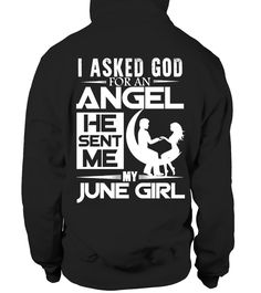 JUNE GIRL  #gift #idea #shirt #image #mother #father #wife #husband #hotgirl #valentine #marride