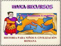HISTORIA PARA NIÑOS 5: CIVILIZACIÓN ROMANA Ancient Rome, Winnie The Pooh, Disney Characters, Fictional Characters, Activities, Children, Ideas Para, Montessori, Homeschooling