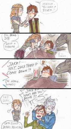 [It's Frosty - Bring Ice] Past drawing. Disney Crossovers, Disney Memes, Disney Cartoons, Disney Facts, How To Train Dragon, How To Train Your, Big Hero 6, Hiccup Jack, Monster Falls