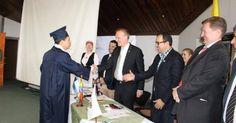 Graduation in Bogota