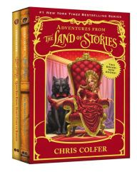 Adventures from the Land of Stories Boxed Set: The Mother Goose Diaries and Queen Red Riding Hood's Guide to Royalty