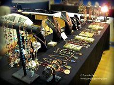 Nice display for jewelry