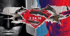 Impresionante nuevo trailer de Batman v Superman: El Origen de la Justicia #cine