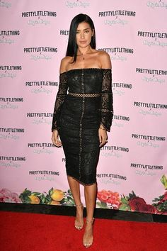 Nicole Williams in PrettyLittleThing X Olivia Culpo. Images courtesy PrettyLittleThing.