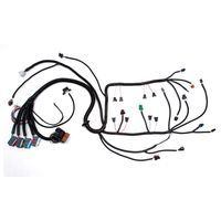 Gen iv oxygen sensor extension harness (4 wire triangle